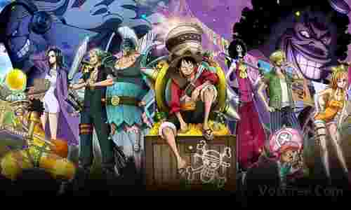 One Piece Stampede FRENCH